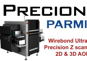 Precion, the World's Best 2D & 3D AOI Machine
