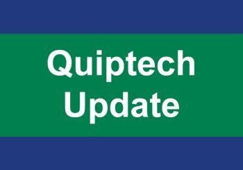 Quiptech Update