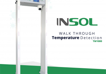 WALK THROUGH Temperature Detection by INSOL
